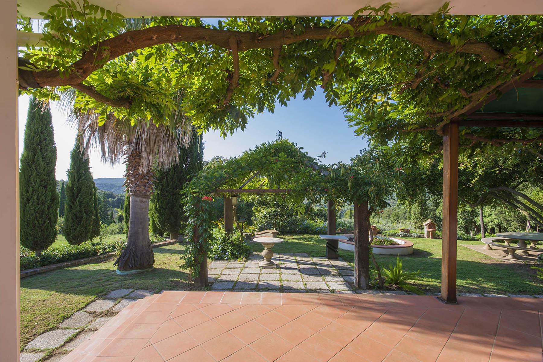 Villa in Vendita a Rosignano Marittimo: 5 locali, 450 mq - Foto 9