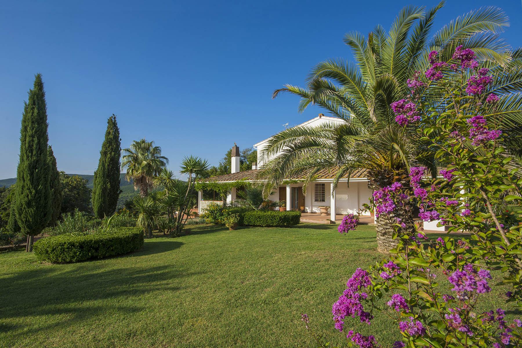 Villa in Vendita a Rosignano Marittimo: 5 locali, 450 mq - Foto 1
