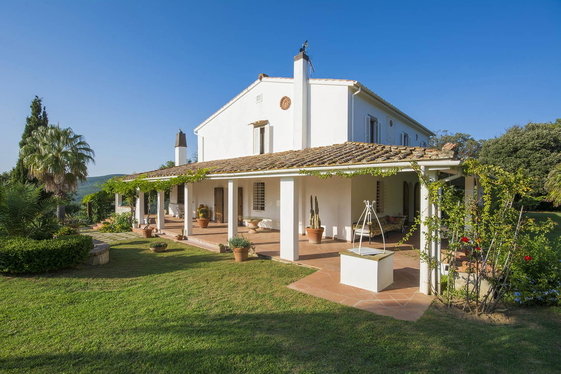 Villa in Vendita a Rosignano Marittimo: 5 locali, 450 mq - Foto 5