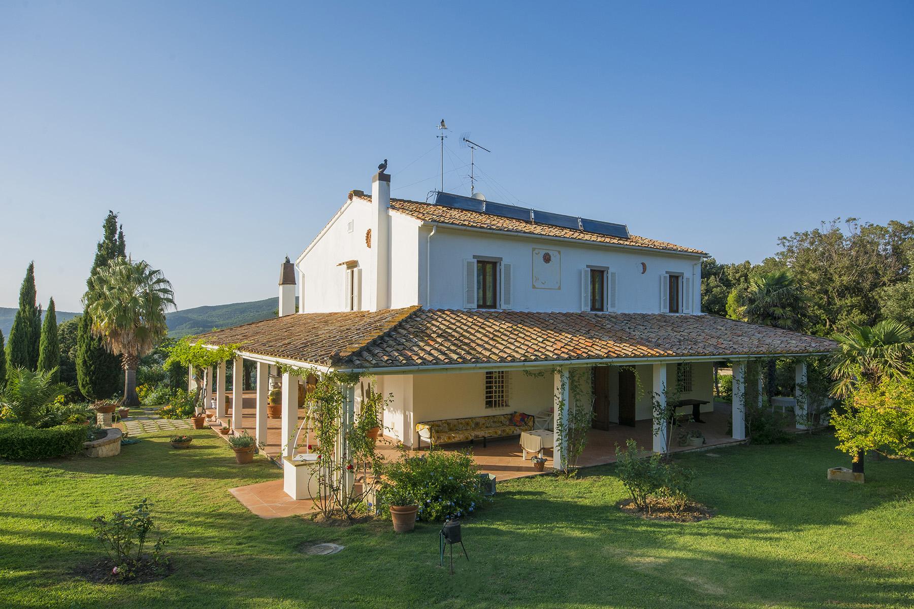 Villa in Vendita a Rosignano Marittimo: 5 locali, 450 mq - Foto 3