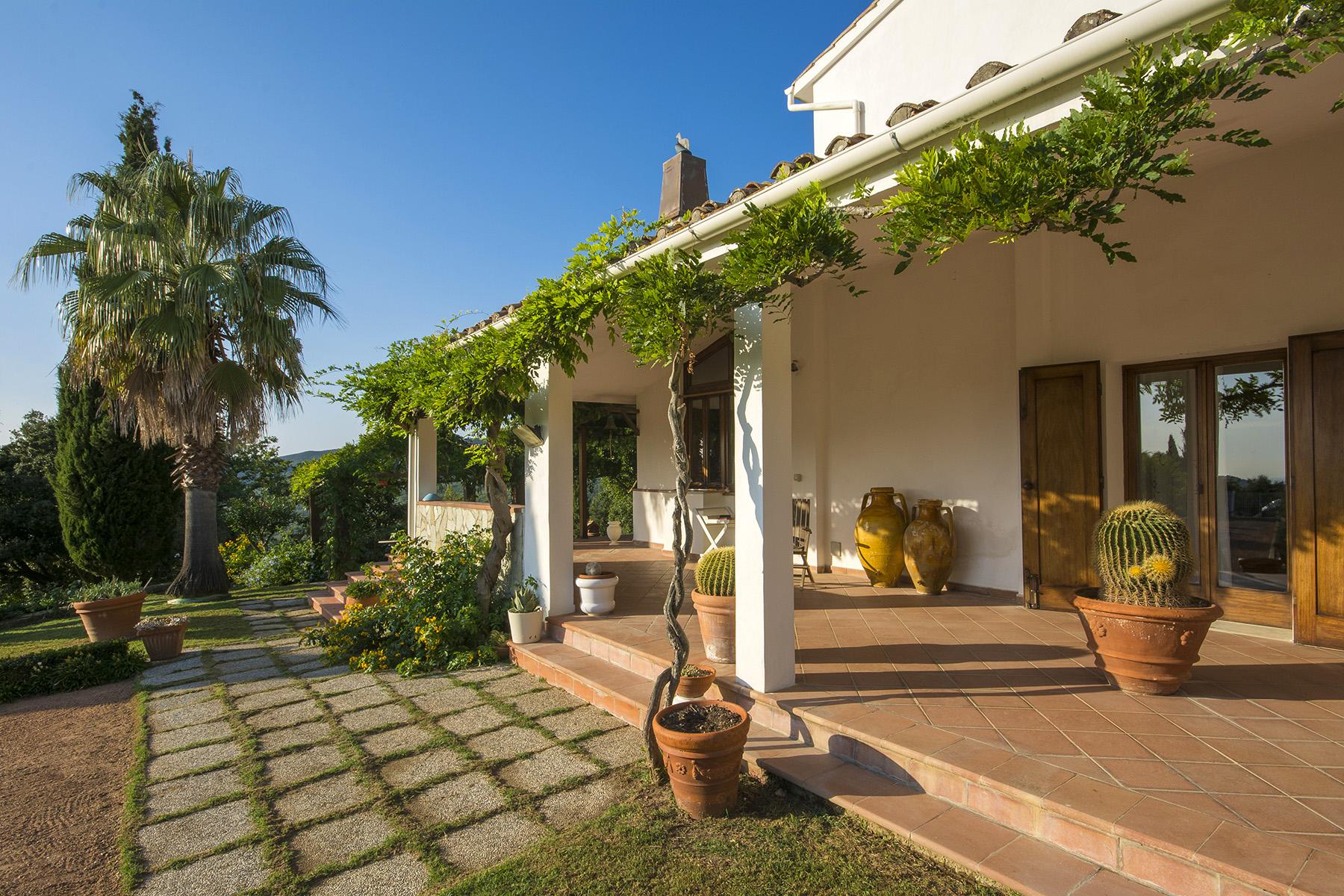 Villa in Vendita a Rosignano Marittimo: 5 locali, 450 mq - Foto 4