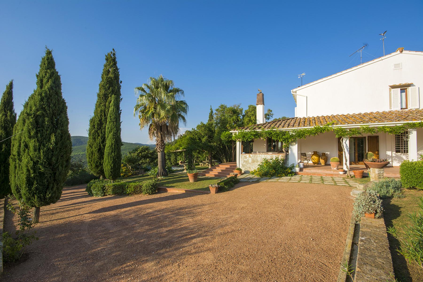 Villa in Vendita a Rosignano Marittimo: 5 locali, 450 mq - Foto 7