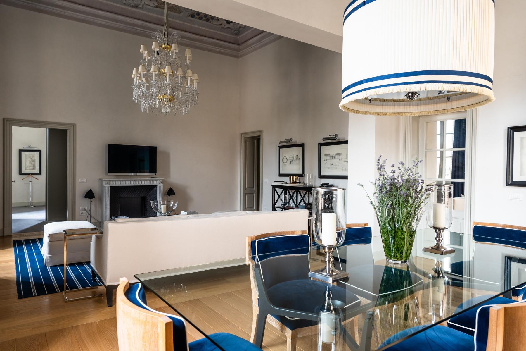 Appartamento in Affitto a Firenze via dei vecchietti