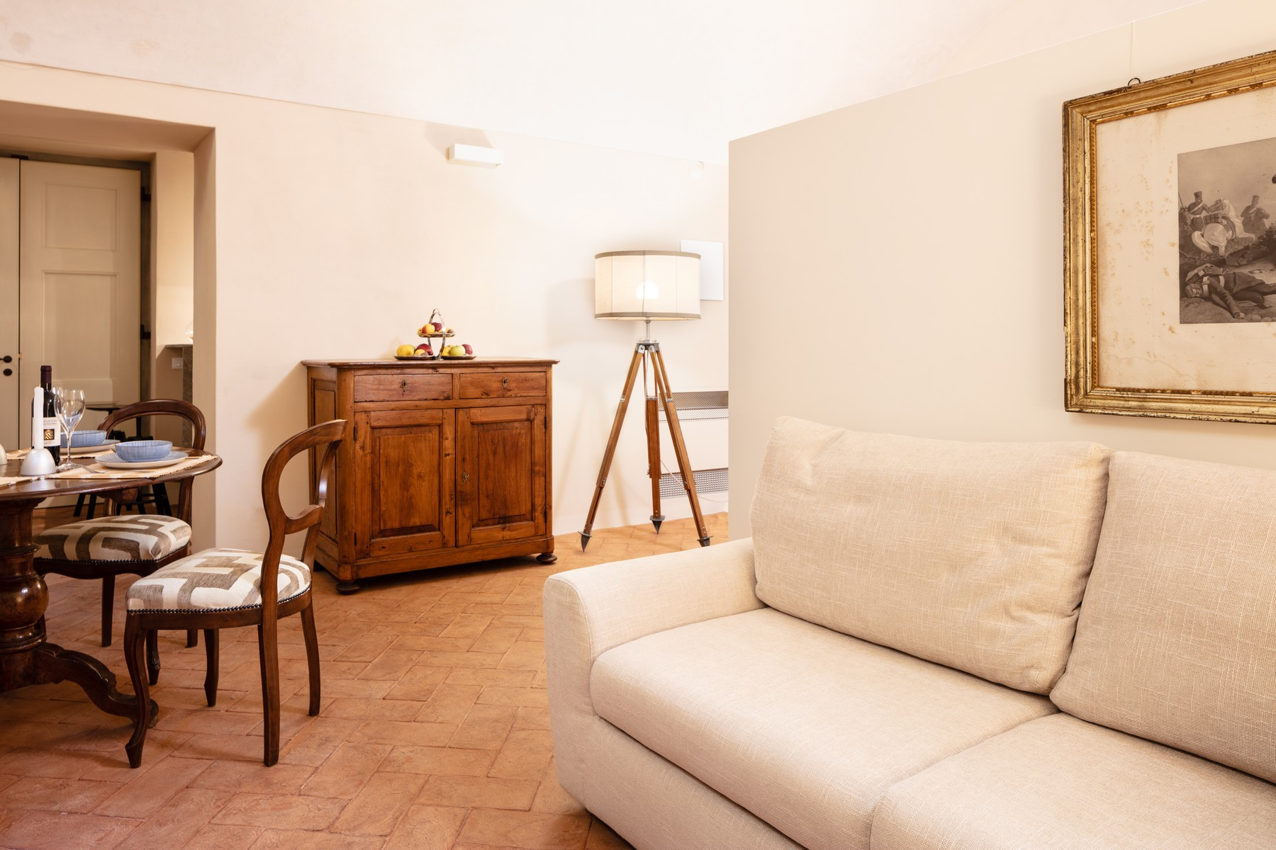 Appartamento in Affitto a Firenze Centro:  2 locali, 60 mq  - Foto 1