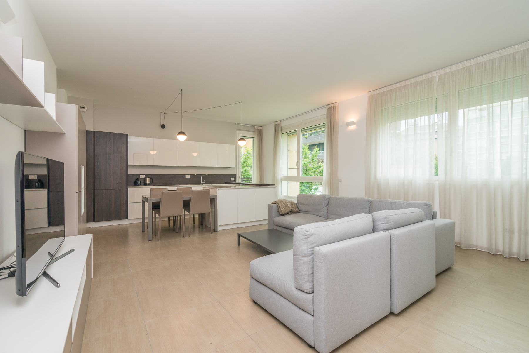 Appartamento in Vendita a Milano 19 Farini / Maciachini / Gattamelata / Sempione / Monumentale:  3 locali, 119 mq  - Foto 1