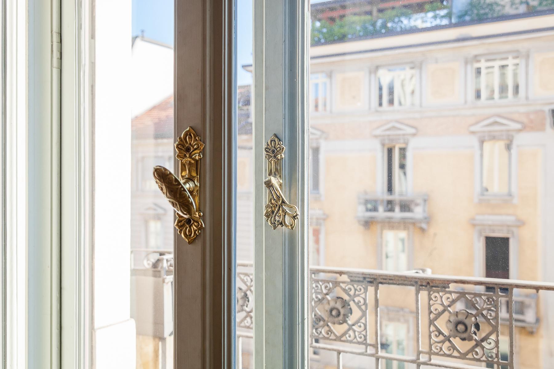 Appartamento in Vendita a Milano: 5 locali, 280 mq - Foto 6