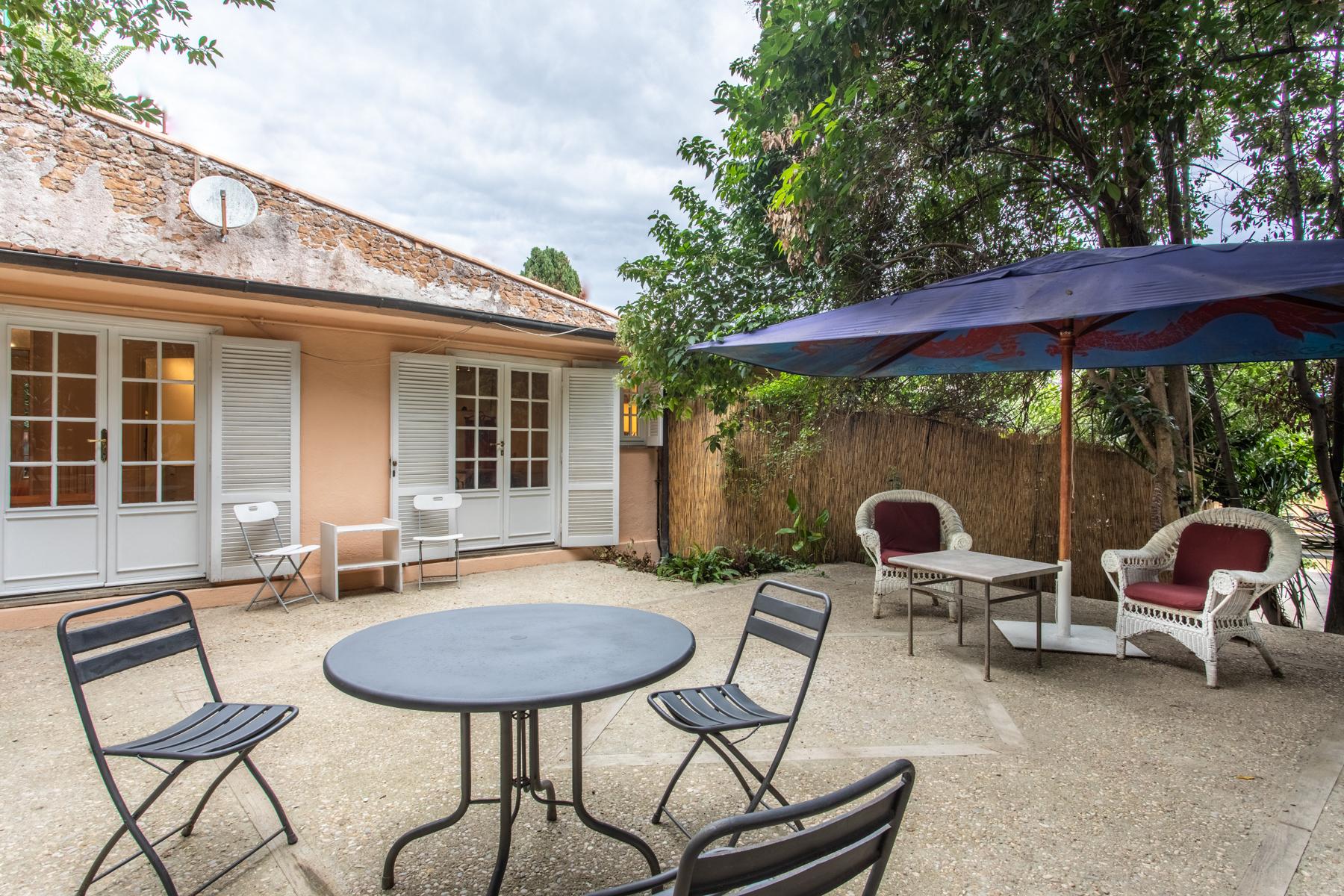Casa indipendente in Affitto a Roma 28 Trastevere / Testaccio: 2 locali, 40 mq
