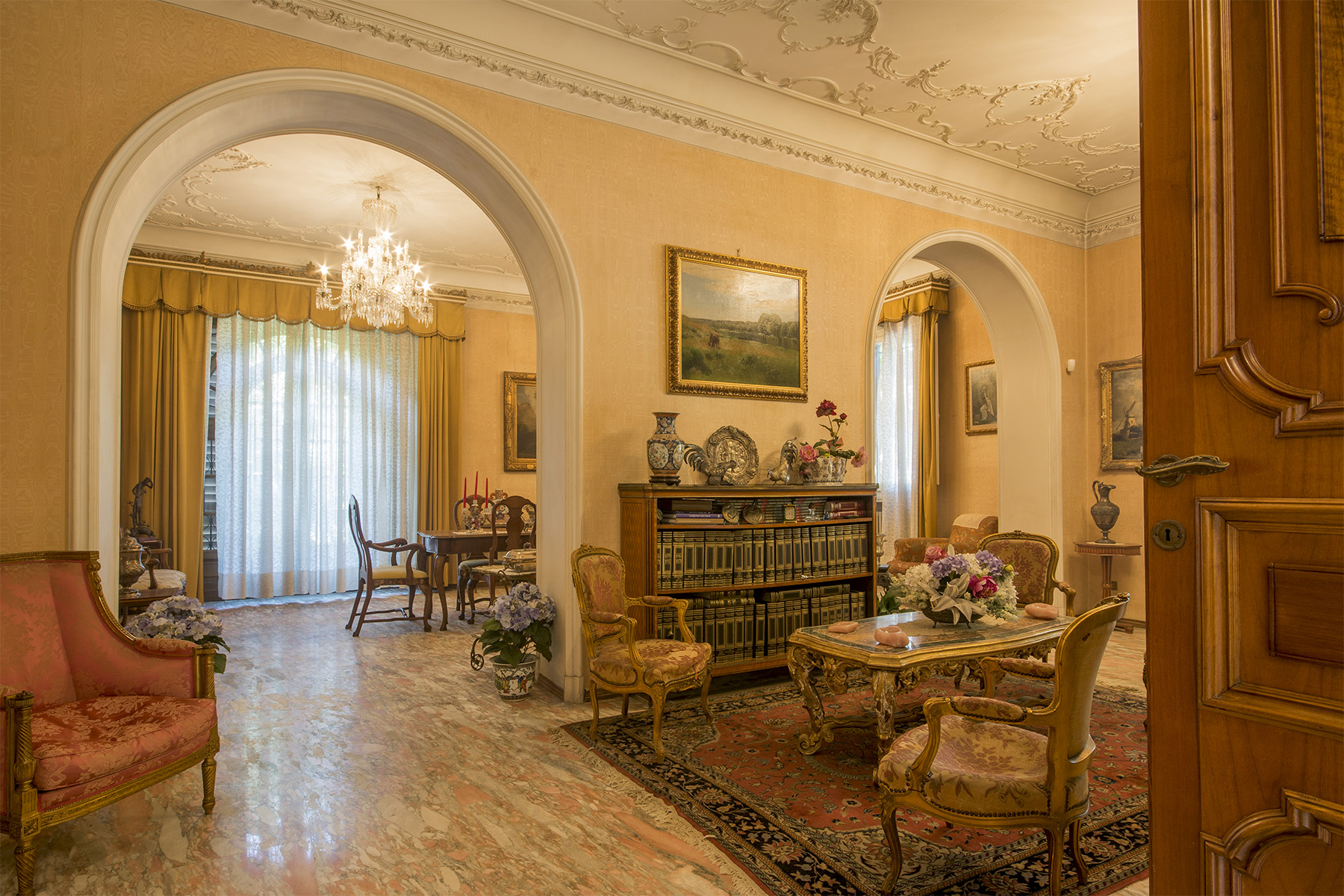Villa in Vendita a Montecatini-Terme: 5 locali, 700 mq - Foto 2
