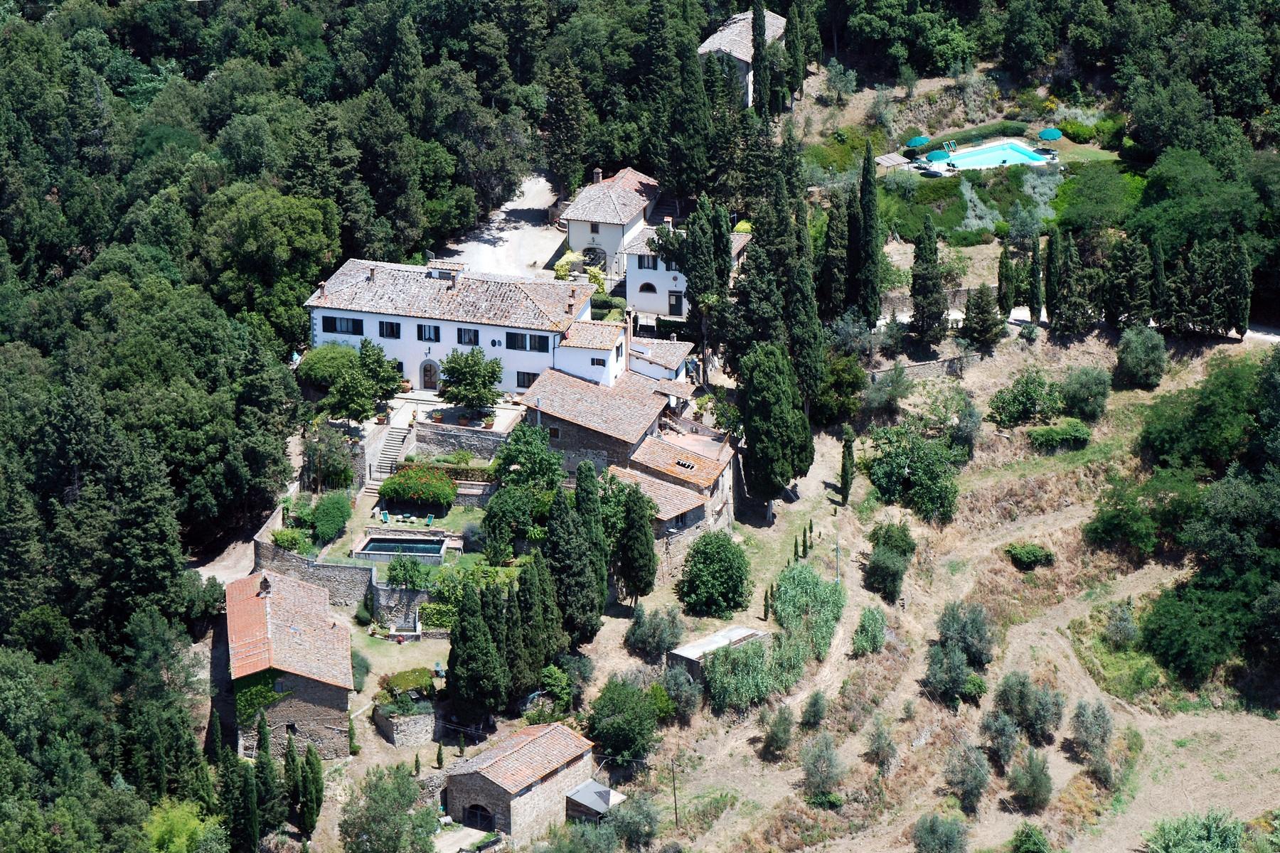 Villa in Vendita a Greve In Chianti: 5 locali, 1200 mq