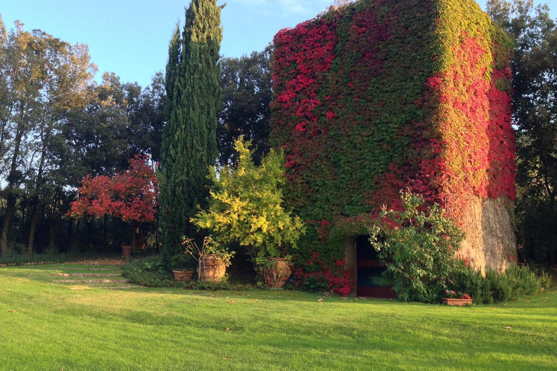 Villa in Vendita a Corciano: 5 locali, 650 mq - Foto 4