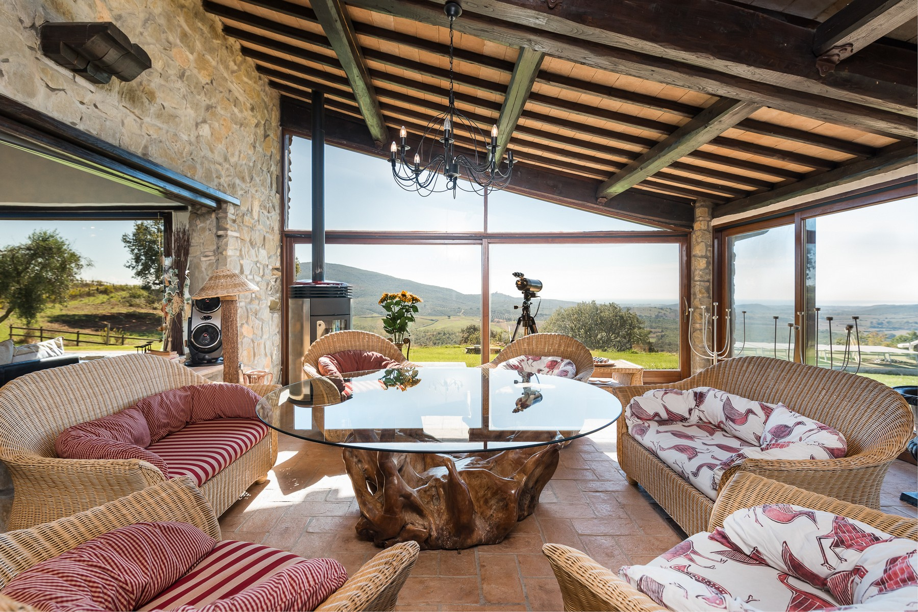 Villa in Vendita a Capalbio: 5 locali, 200 mq
