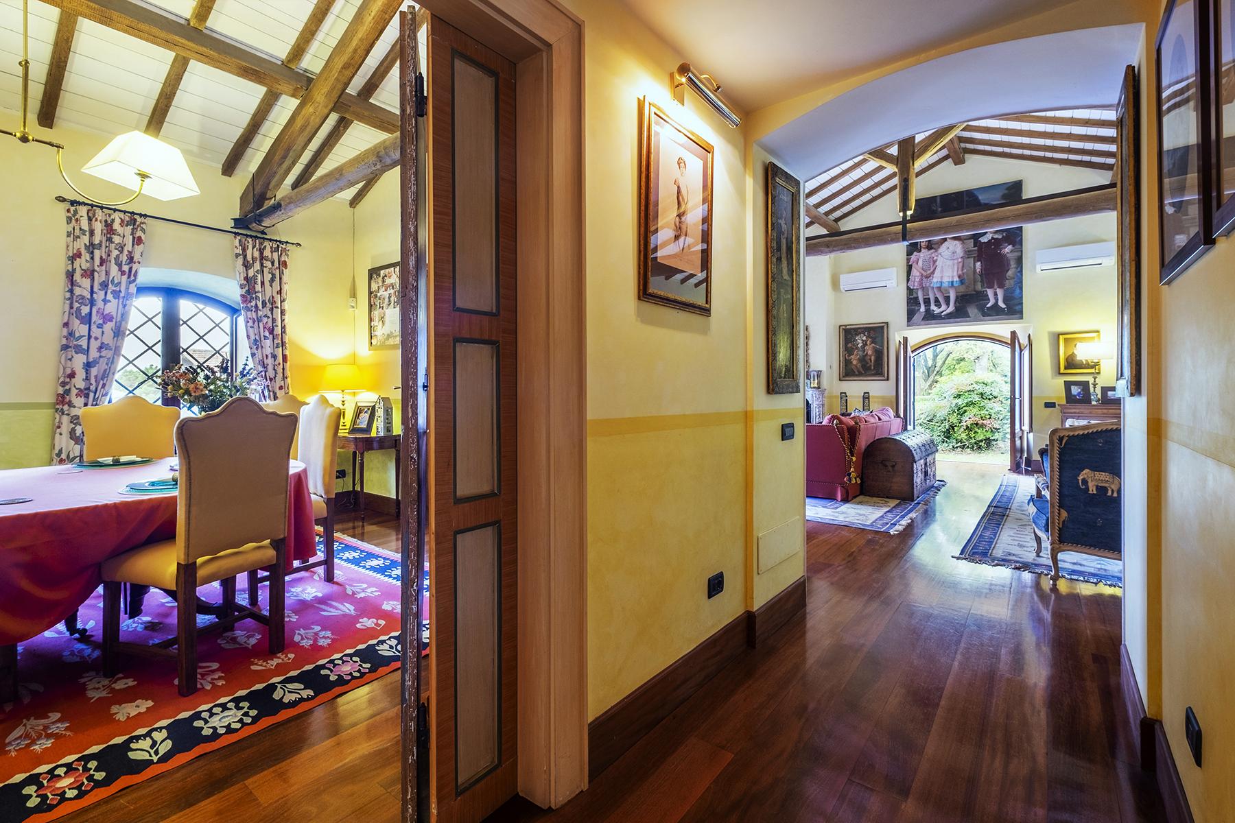 Villa di lusso in affitto a grottaferrata via dell for Affitto studio eur
