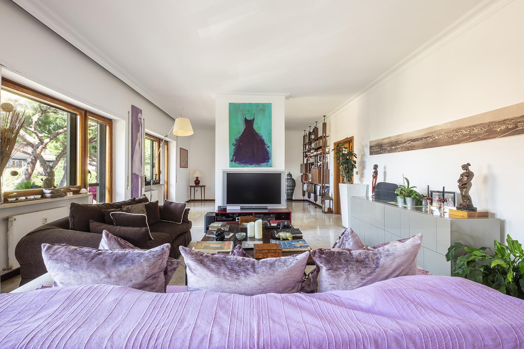 Appartamento in Vendita a Roma: 5 locali, 300 mq - Foto 2