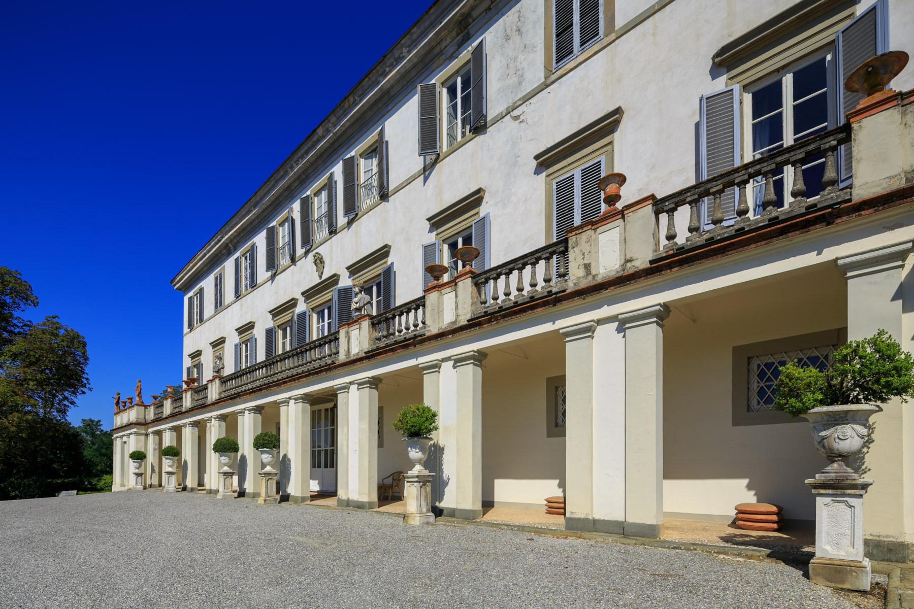 Villa in Vendita a Capannori: 5 locali, 4360 mq - Foto 3
