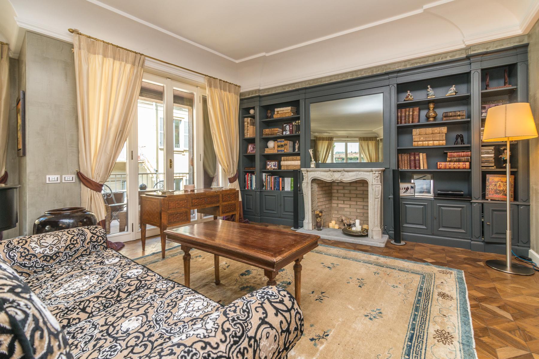 appartamento di lusso in vendita a milano via andrea appiani
