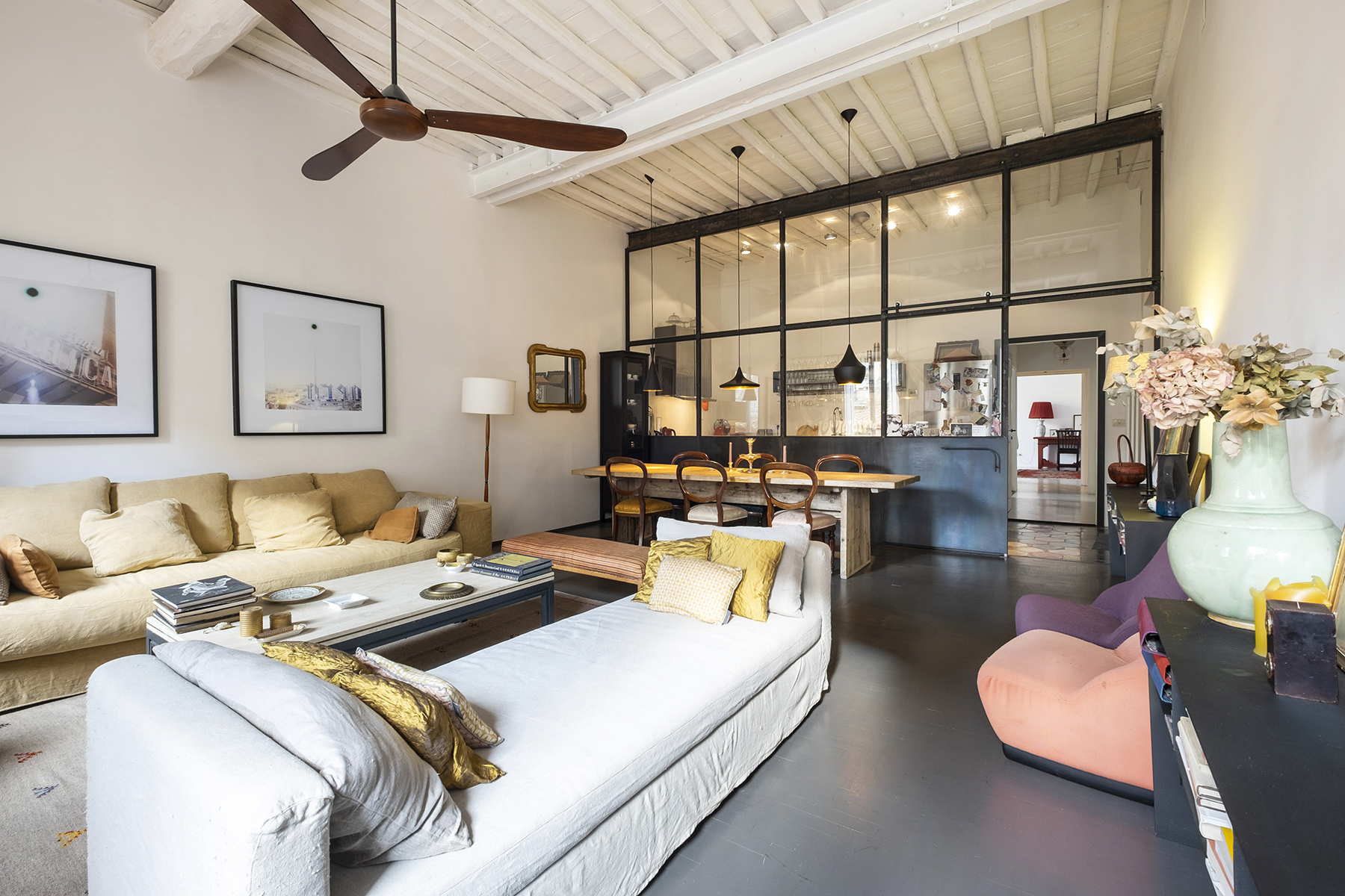 Appartamento in Vendita a Roma 01 Centro Storico:  5 locali, 160 mq  - Foto 1