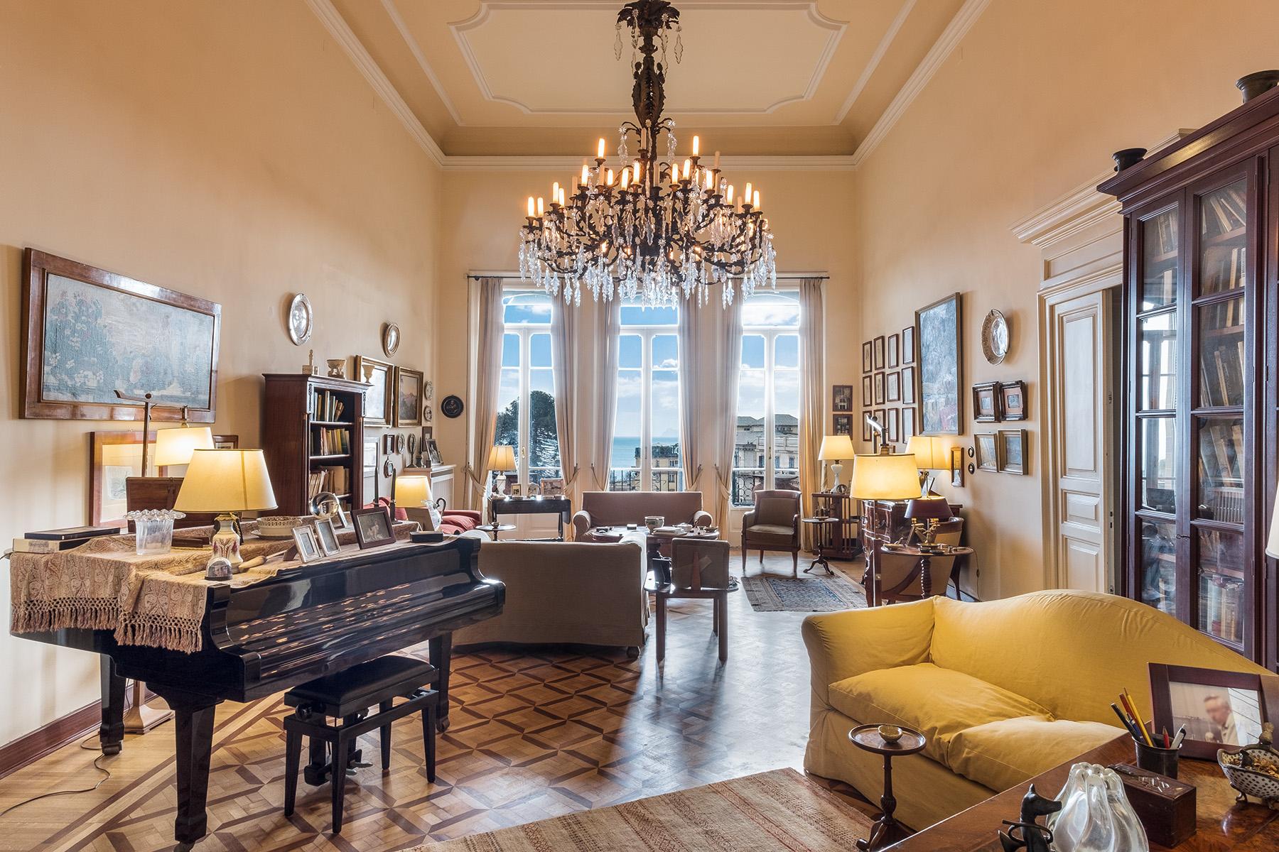 Appartamento in Vendita a Napoli parco via del regina margherita