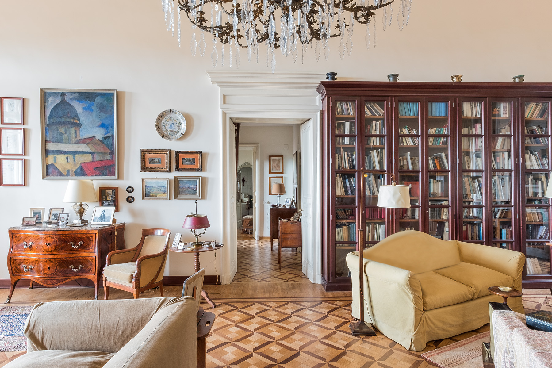 Appartamento in Vendita a Napoli: 5 locali, 400 mq - Foto 6