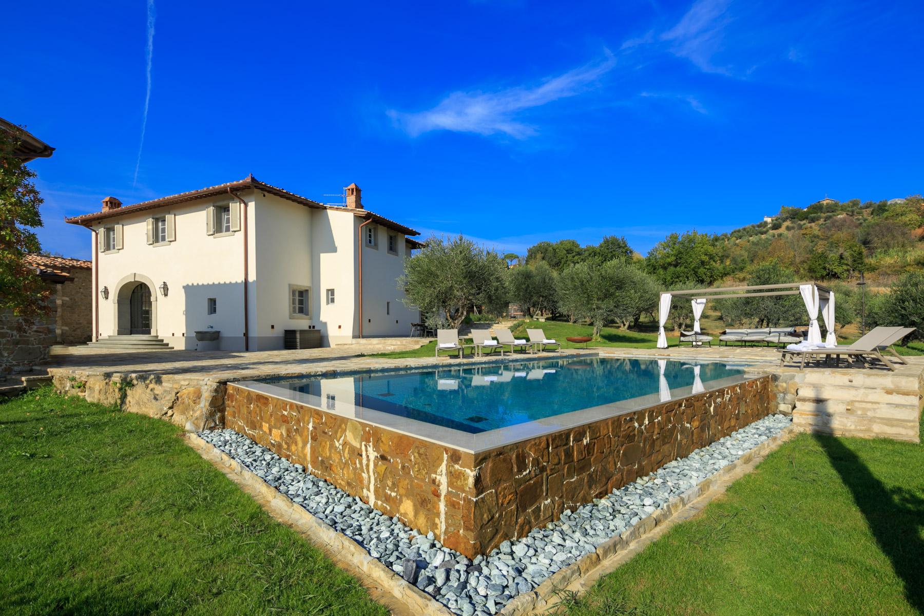 Villa in Vendita a Firenze: 5 locali, 700 mq - Foto 7