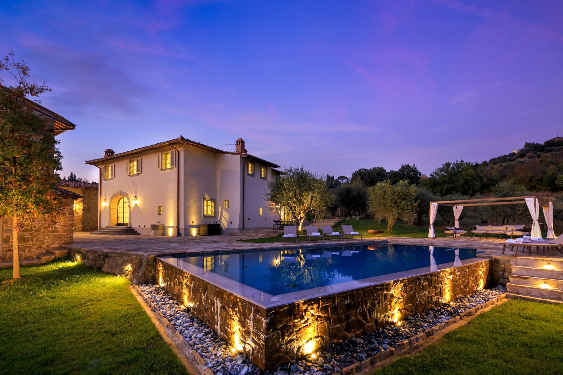 Villa in Vendita a Firenze: 5 locali, 700 mq - Foto 2