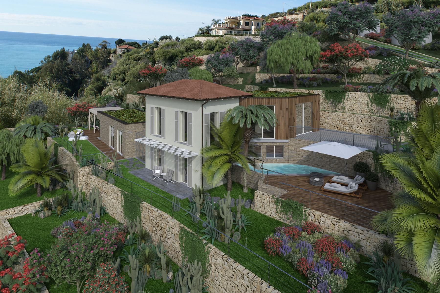 Villa in Vendita a Bordighera: 5 locali, 210 mq