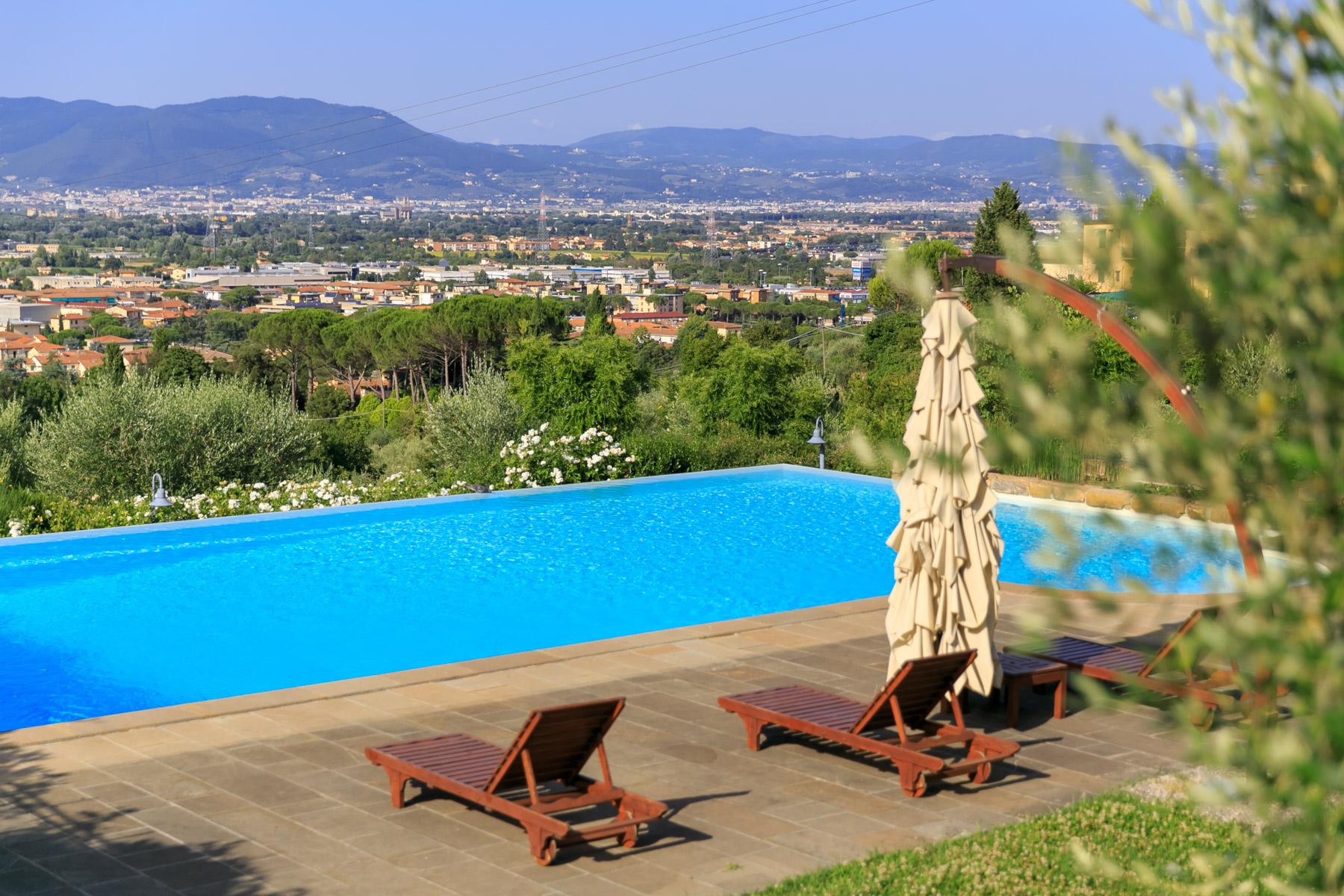 Villa in Vendita a Lastra A Signa: 5 locali, 800 mq - Foto 7