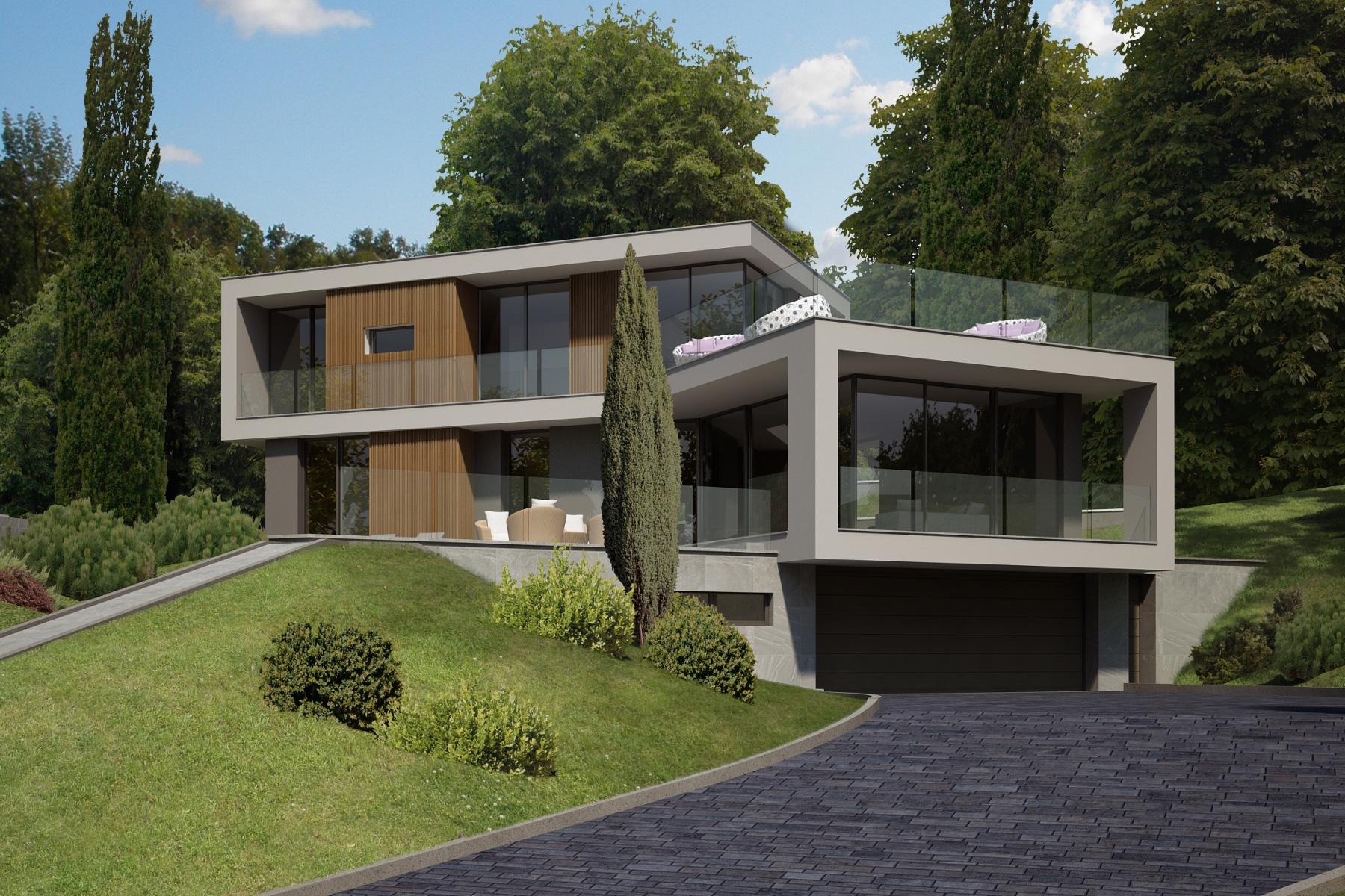 Villa in Vendita a Meina: 5 locali, 450 mq - Foto 3