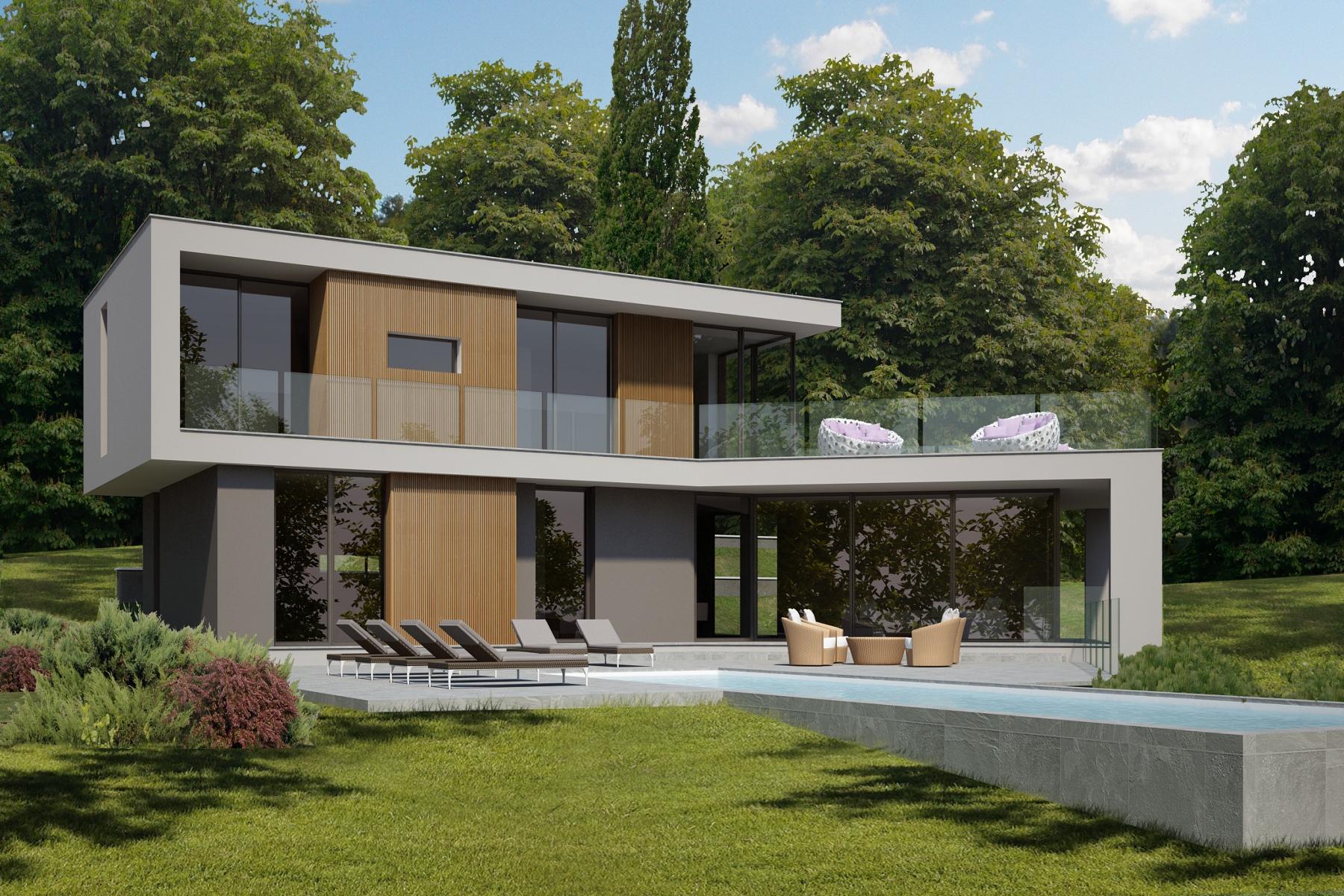 Villa in Vendita a Meina: 5 locali, 450 mq