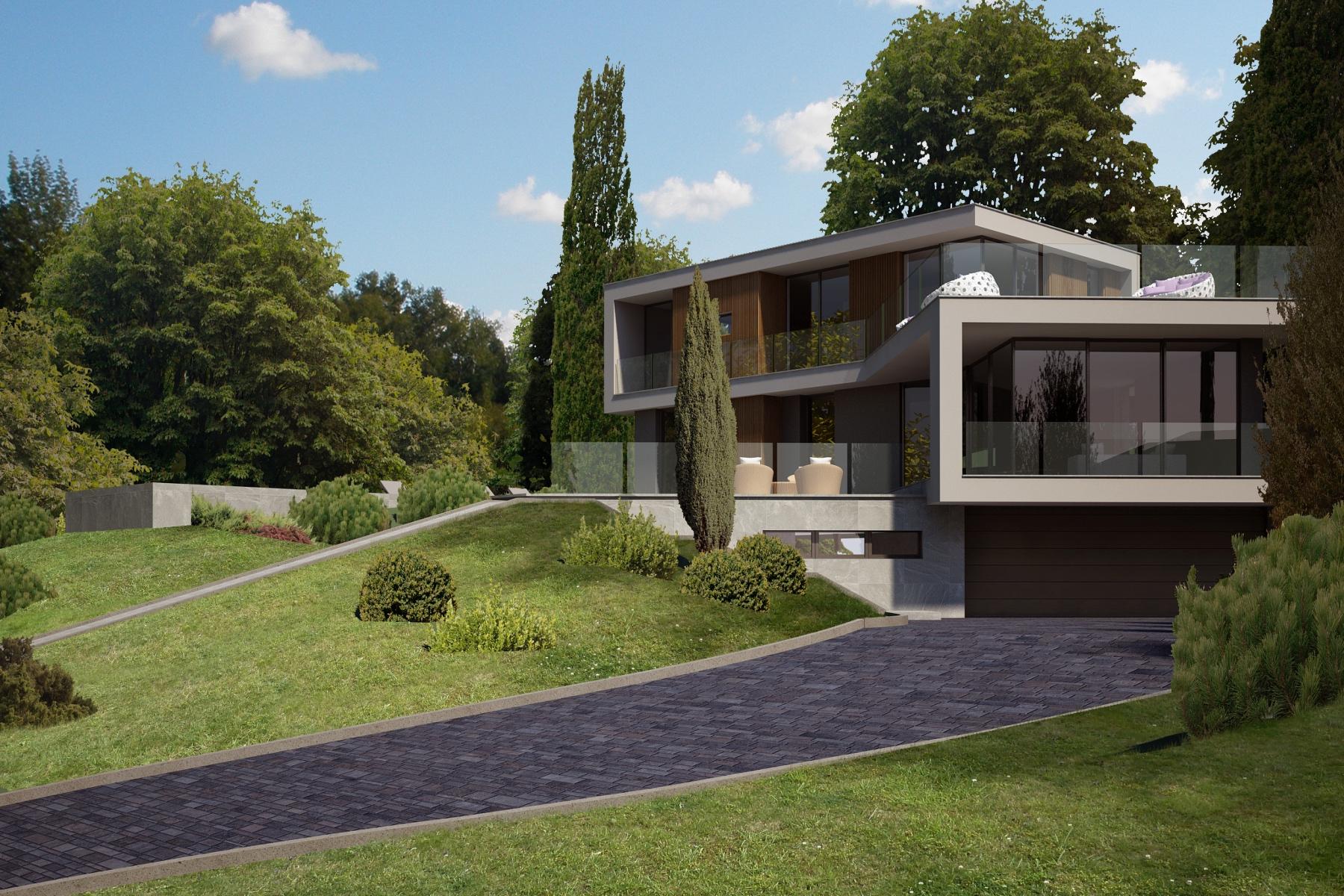 Villa in Vendita a Meina: 5 locali, 450 mq - Foto 4