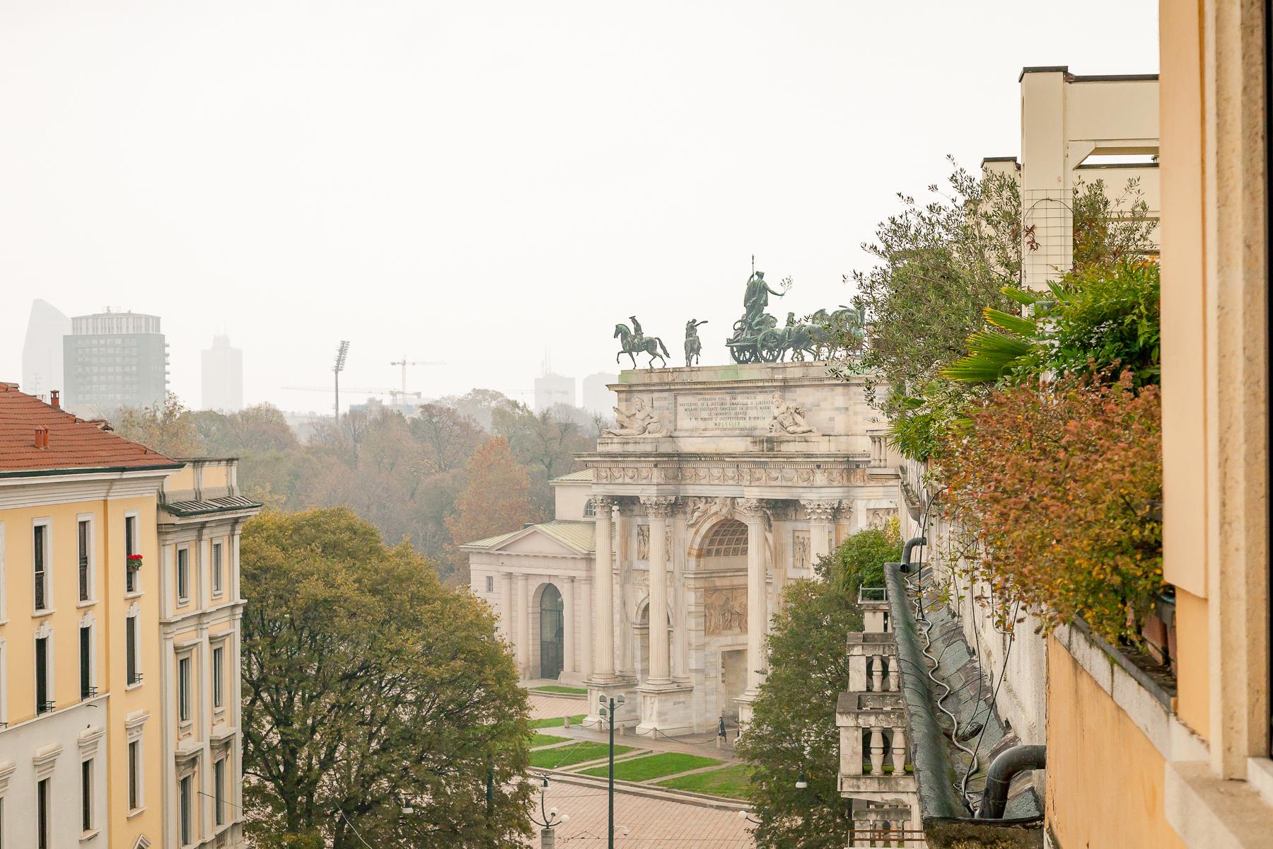 Attico in Vendita a Milano 19 Farini / Maciachini / Gattamelata / Sempione / Monumentale: 5 locali, 240 mq