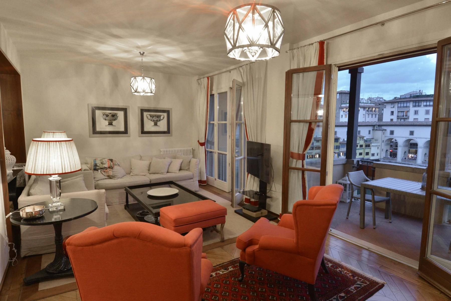 Appartamento in Affitto a Firenze Centro:  5 locali, 185 mq  - Foto 1