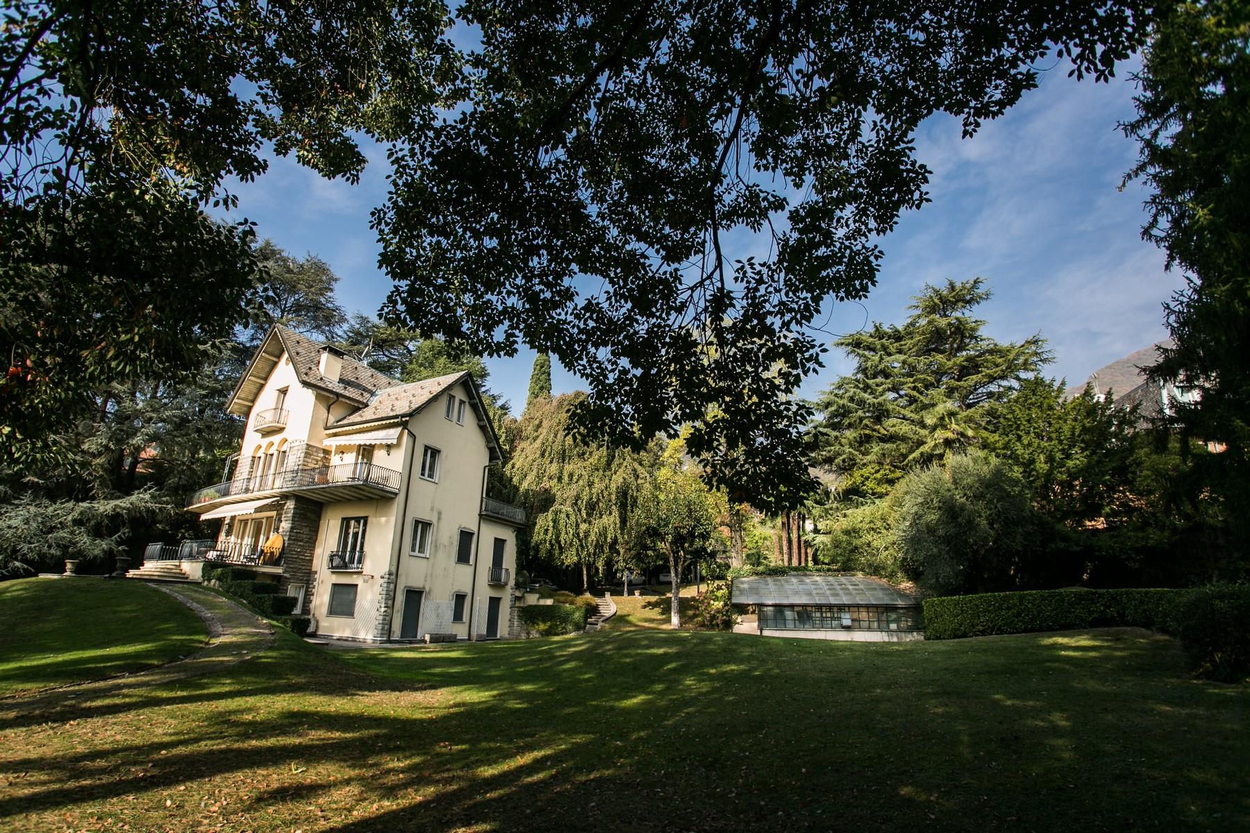 Villa in Vendita a Cernobbio: 5 locali, 800 mq - Foto 3