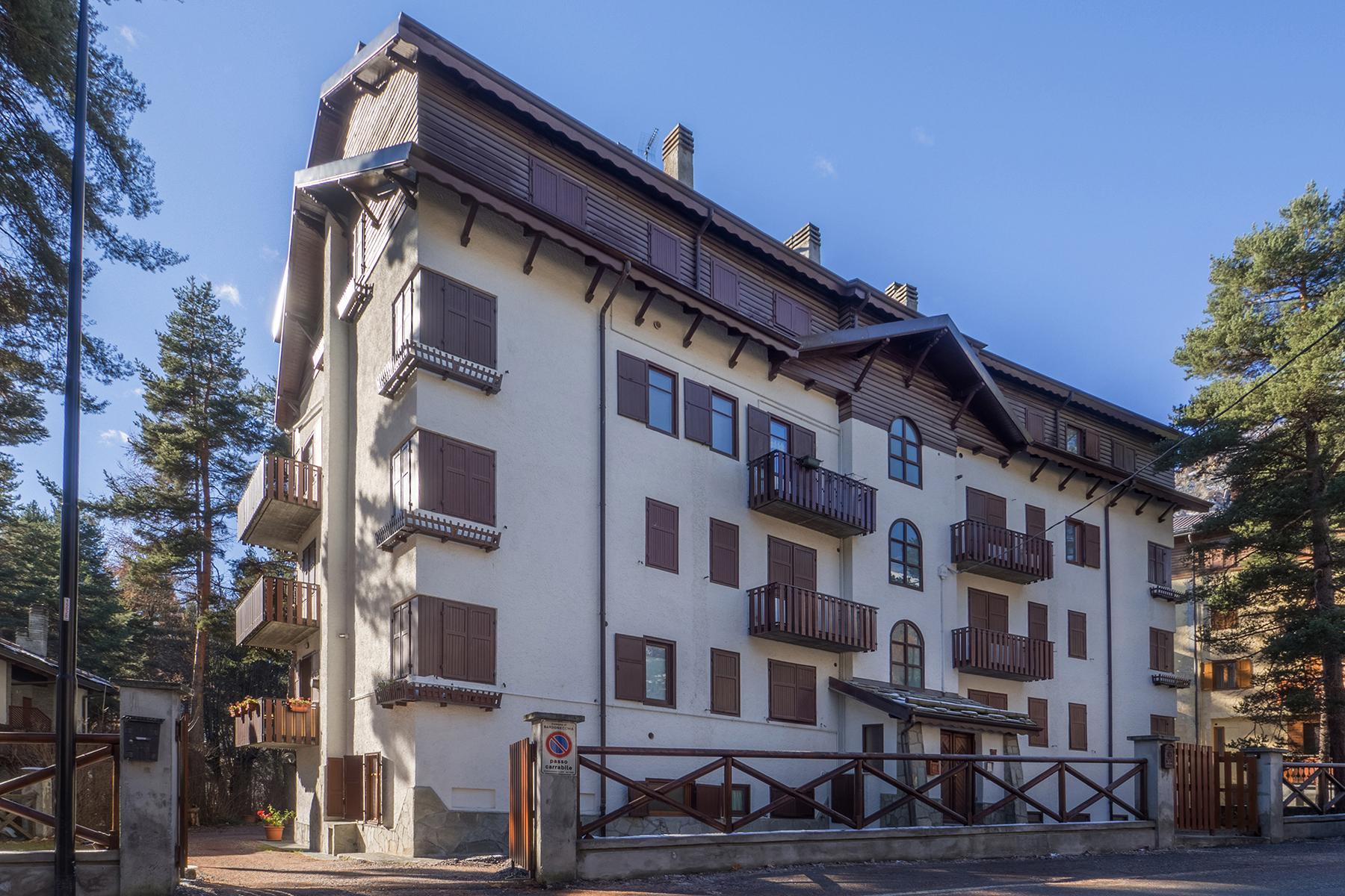 Appartamento in Vendita a Bardonecchia: 5 locali, 106 mq