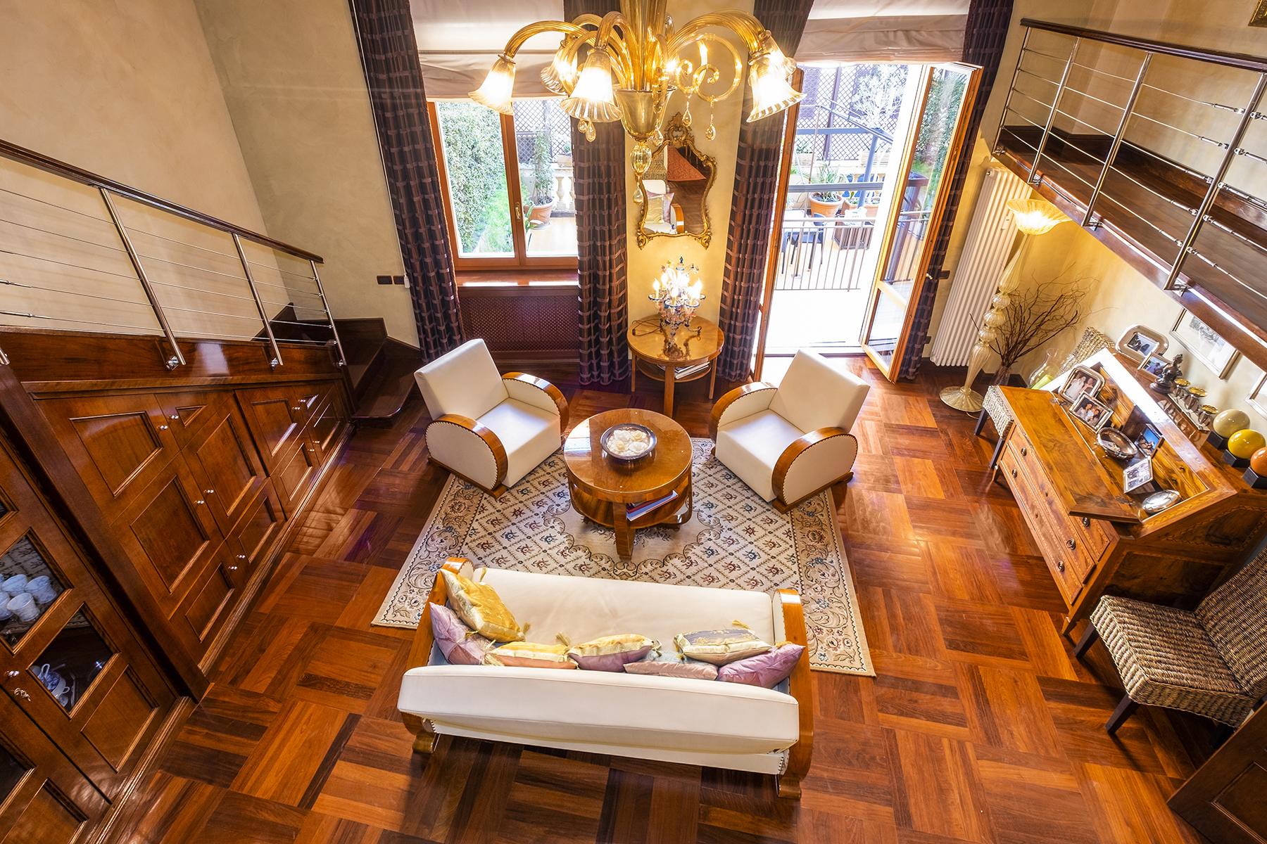 Appartamento in Affitto a Roma: 5 locali, 81 mq