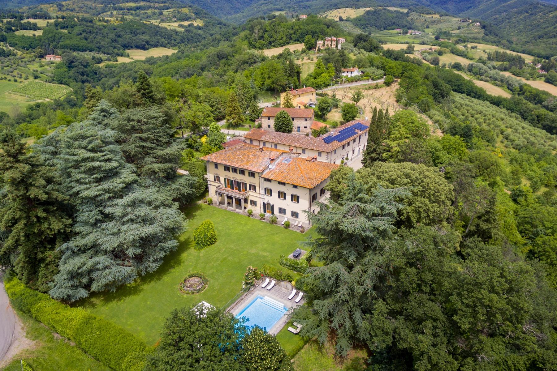 Villa in Vendita a Vicchio: 5 locali, 3000 mq - Foto 6