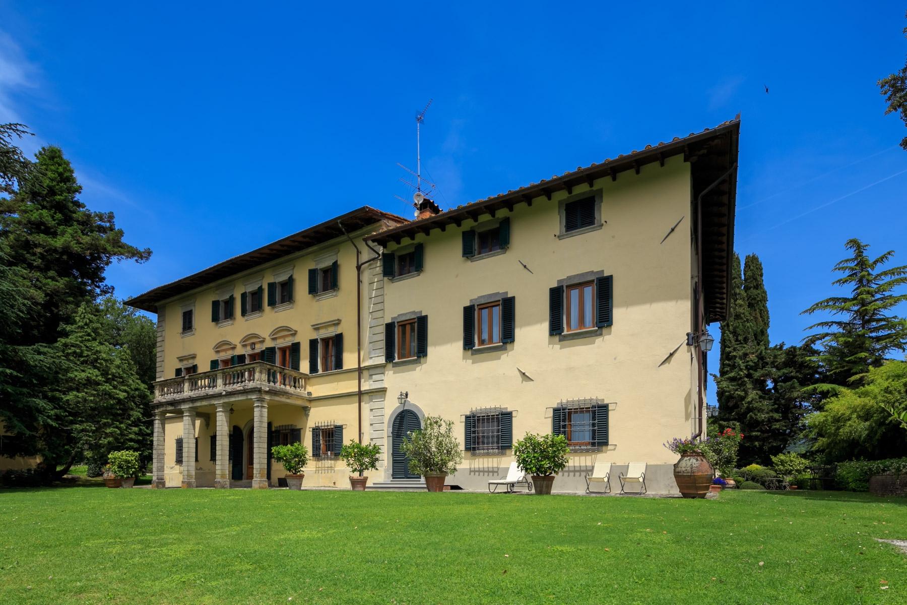 Villa in Vendita a Vicchio: 5 locali, 3000 mq - Foto 3