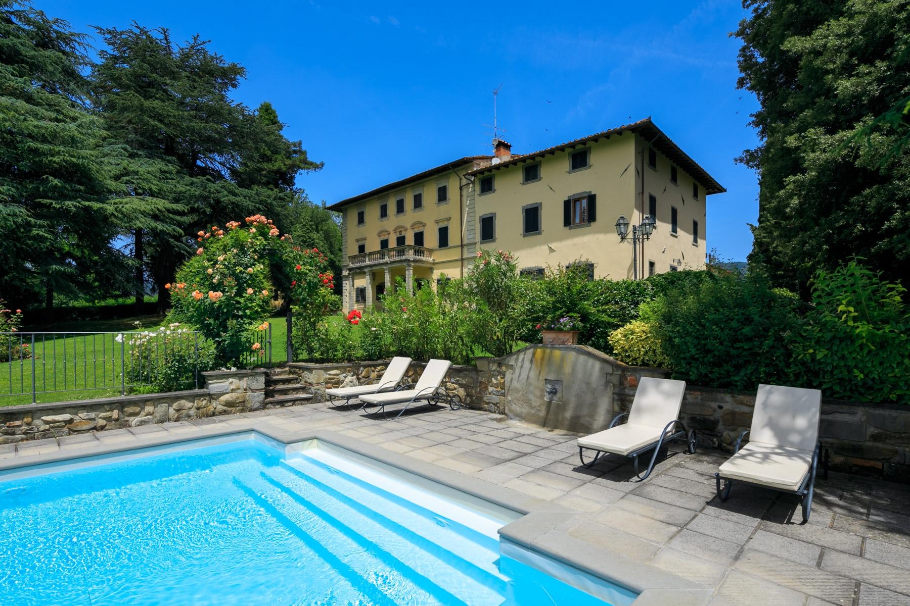 Villa in Vendita a Vicchio: 5 locali, 3000 mq - Foto 7