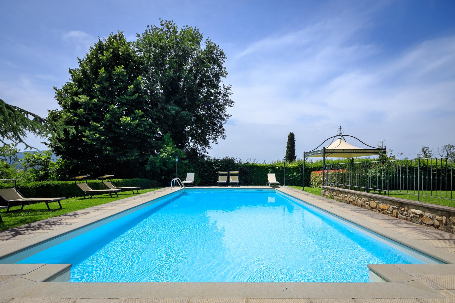 Villa in Vendita a Vicchio: 5 locali, 3000 mq - Foto 8