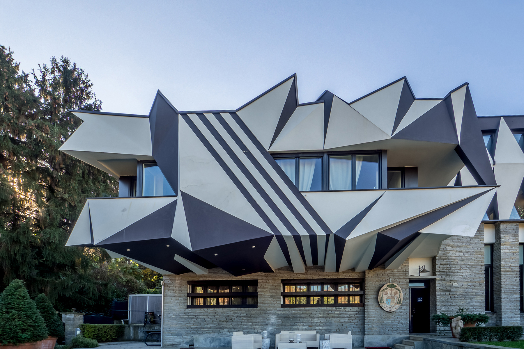 Villa in Vendita a Torino Semicentro: 5 locali, 370 mq