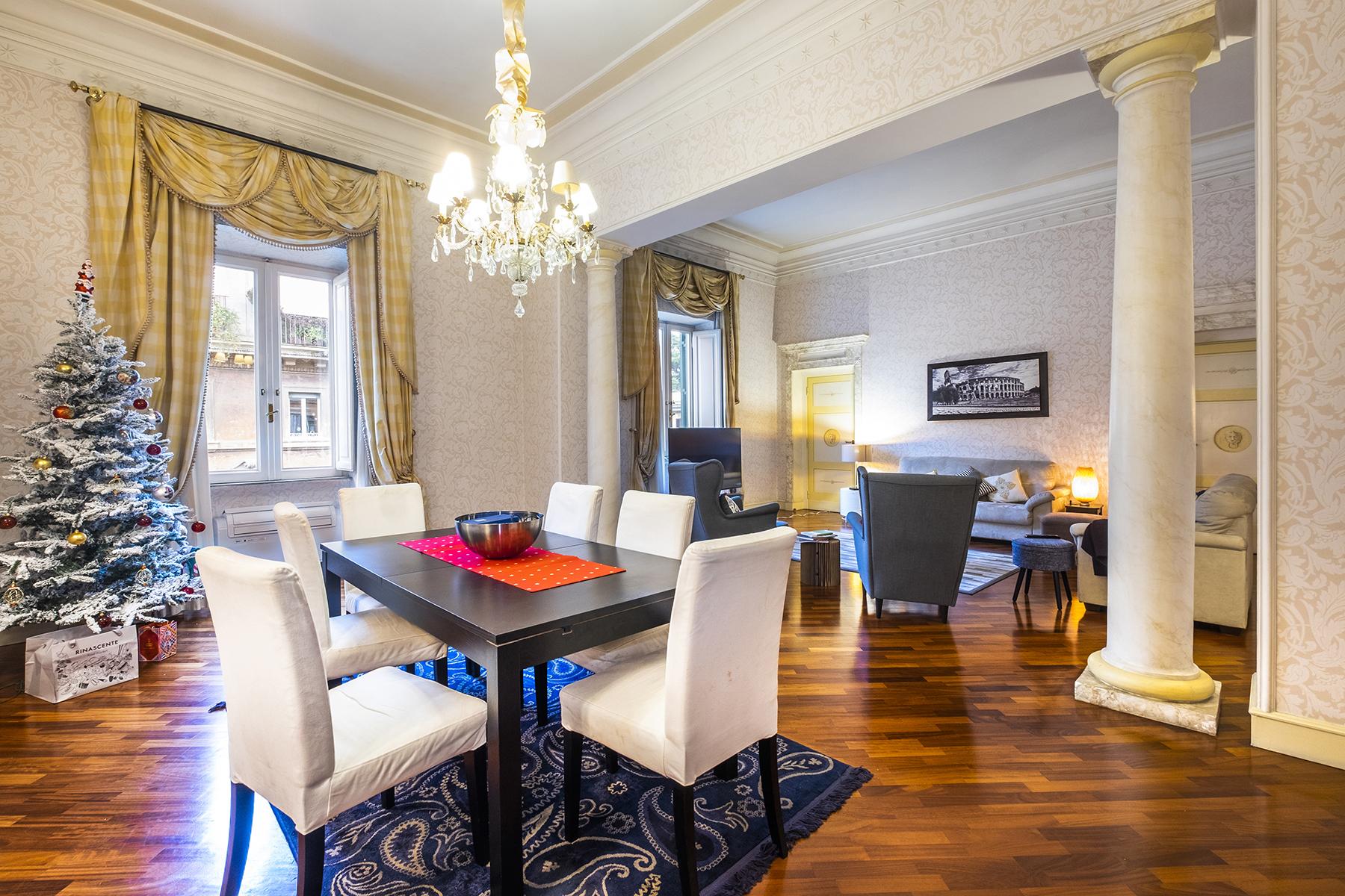 Appartamento di lusso in affitto a roma via viale gorizia for Affitto castello roma