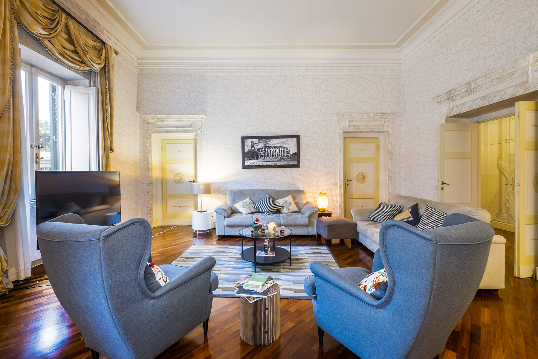 Appartamento in Affitto a Roma: 5 locali, 250 mq - Foto 6