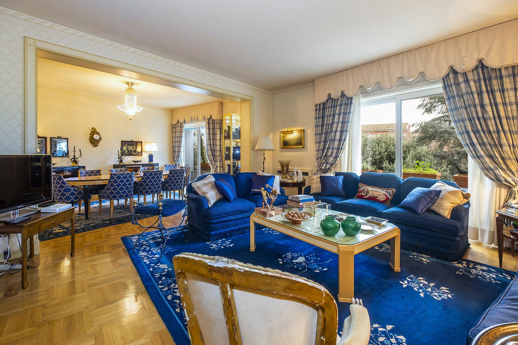 Appartamento in Affitto a Roma: 5 locali, 400 mq