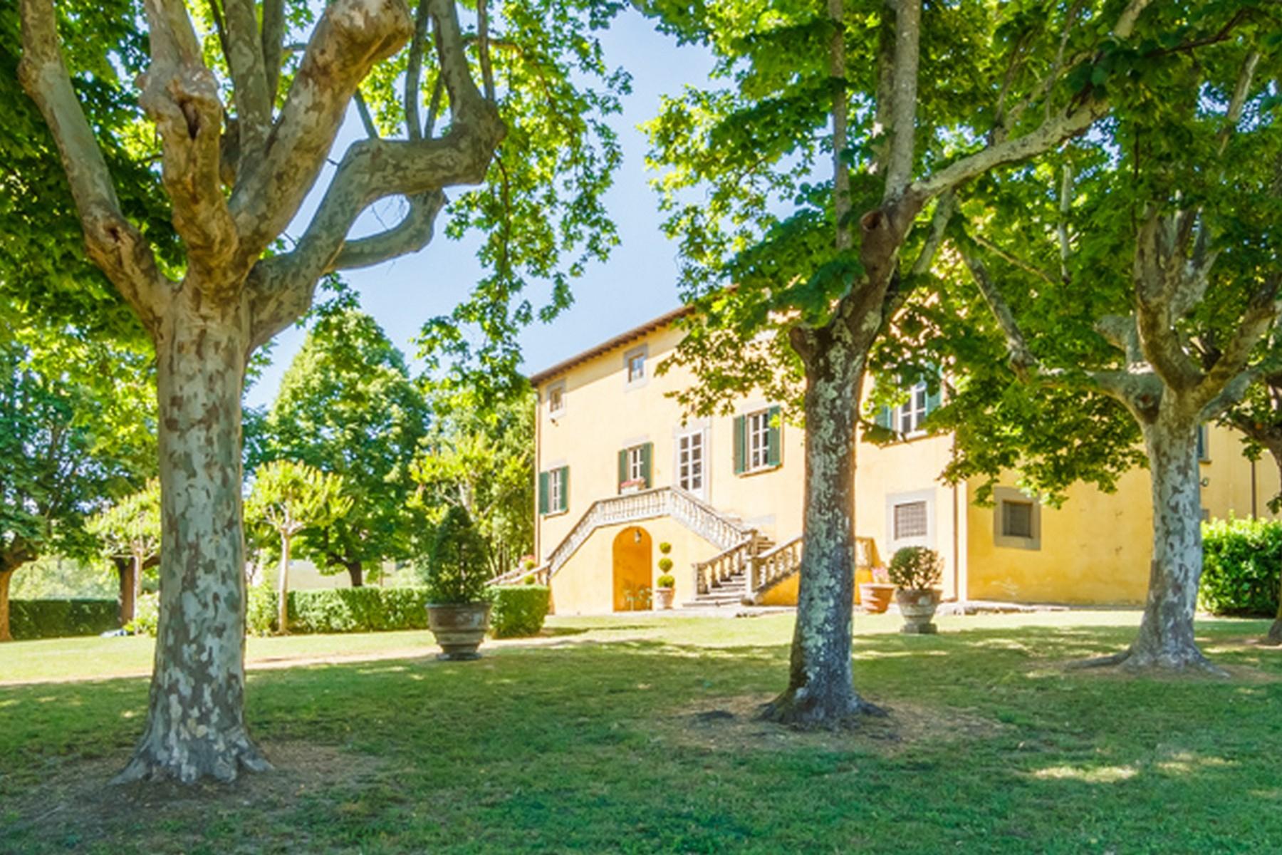 Villa in Vendita a Lucca via dei borelli