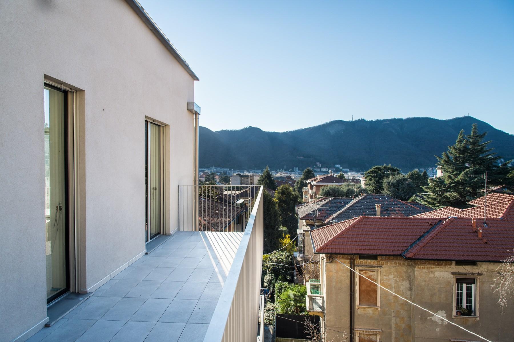 Appartamento in Vendita a Como: 5 locali, 140 mq - Foto 10