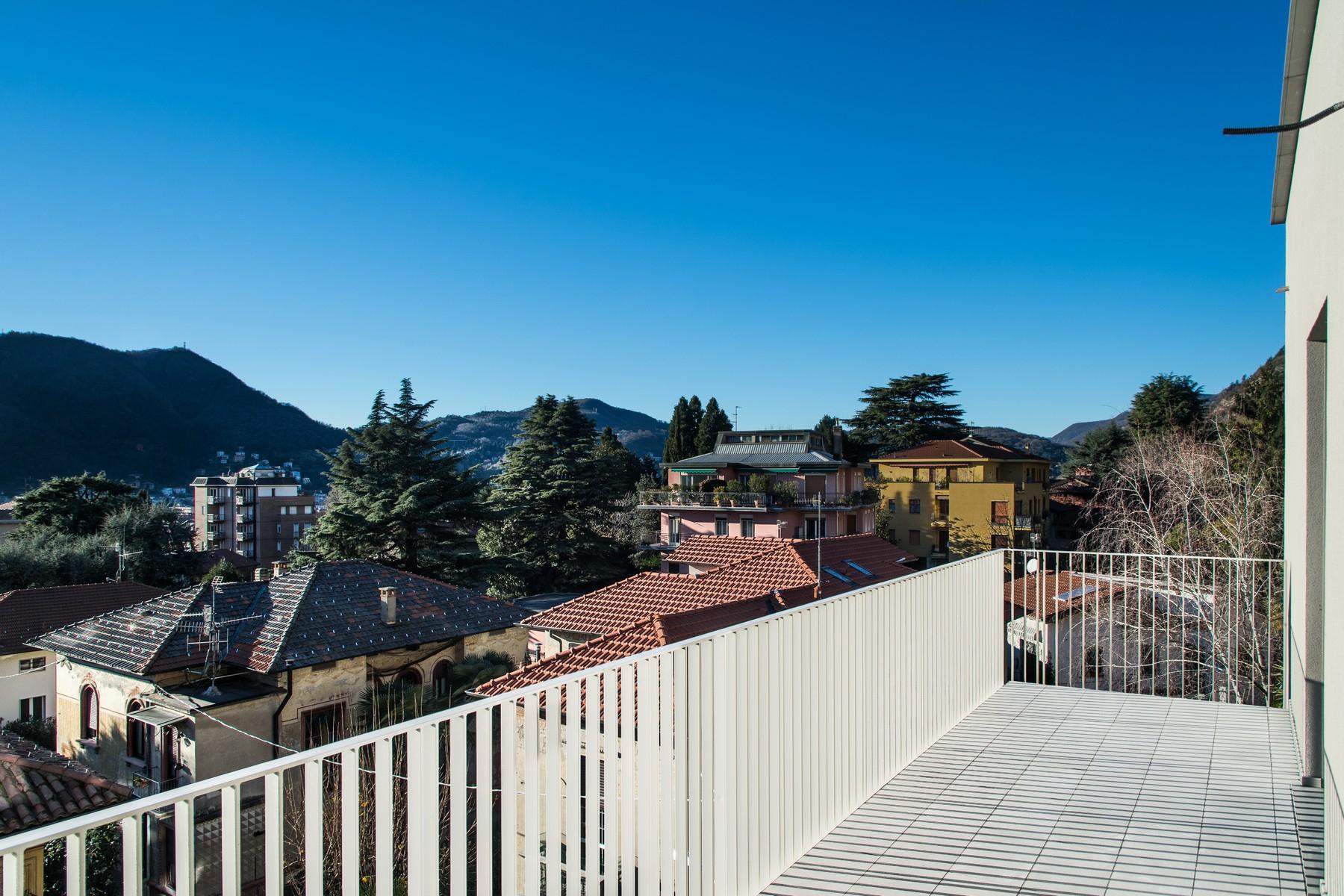 Appartamento in Vendita a Como: 5 locali, 140 mq - Foto 8