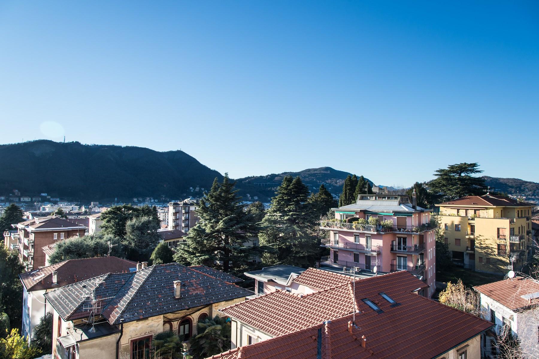 Appartamento in Vendita a Como: 5 locali, 140 mq - Foto 12