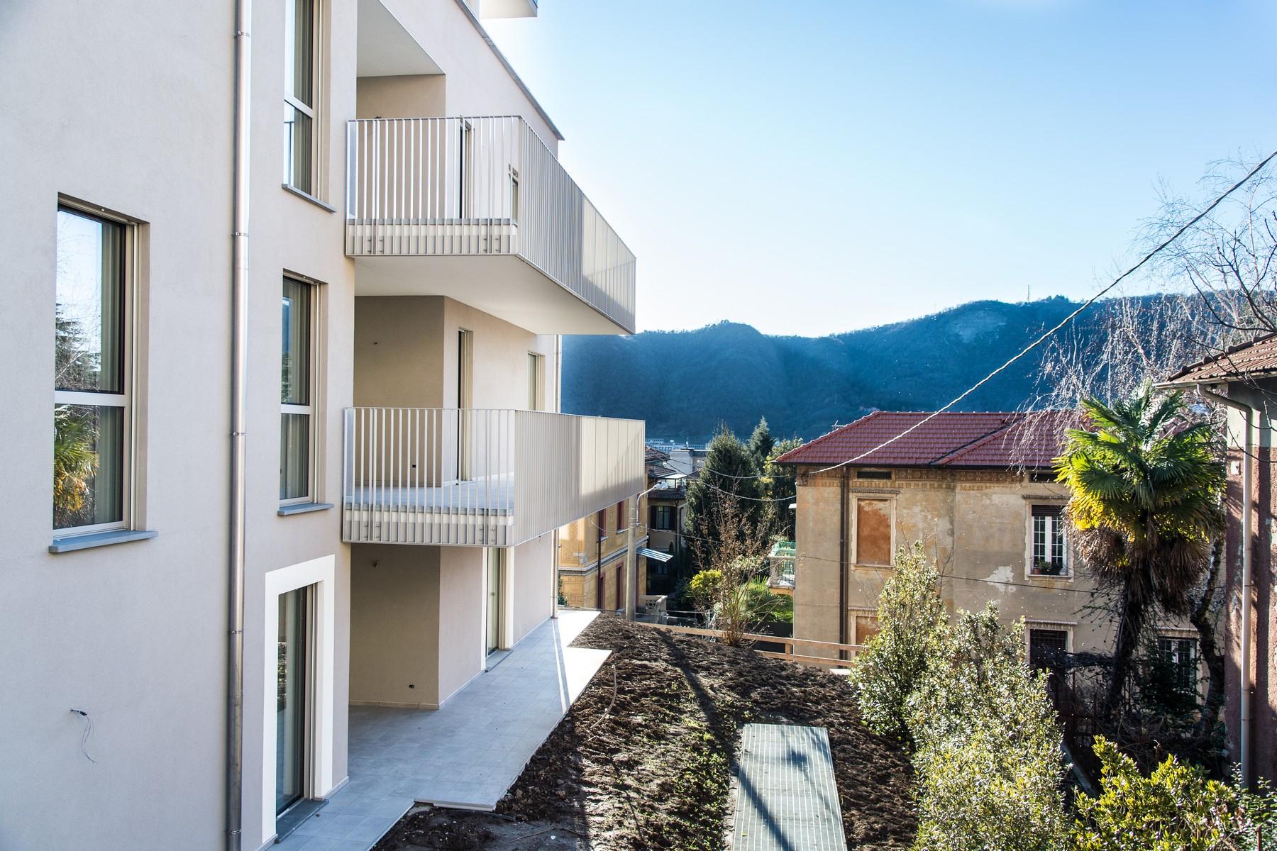 Appartamento in Vendita a Como: 5 locali, 140 mq - Foto 5
