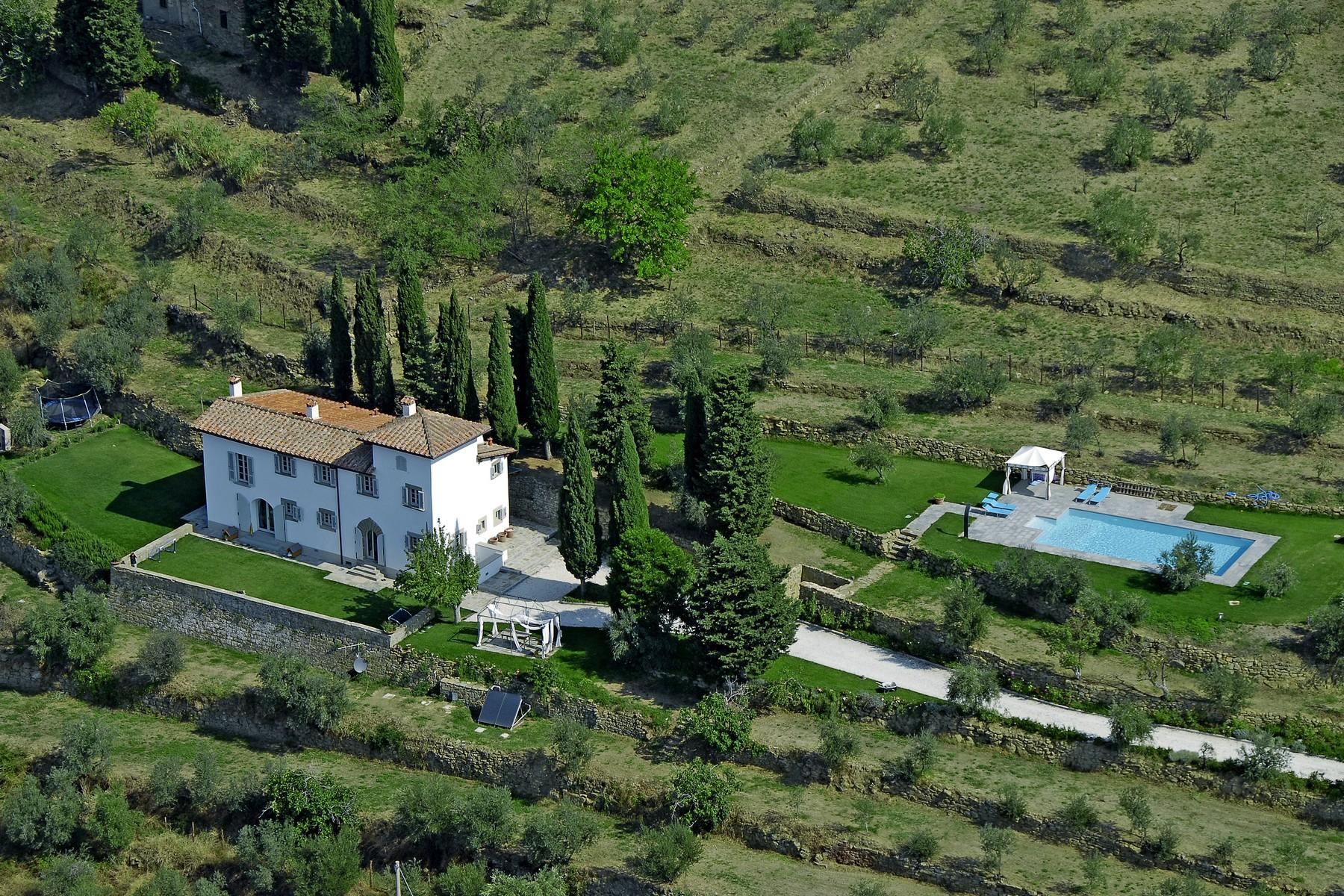 Villa in Vendita a Pian Di Sco' via di menzano