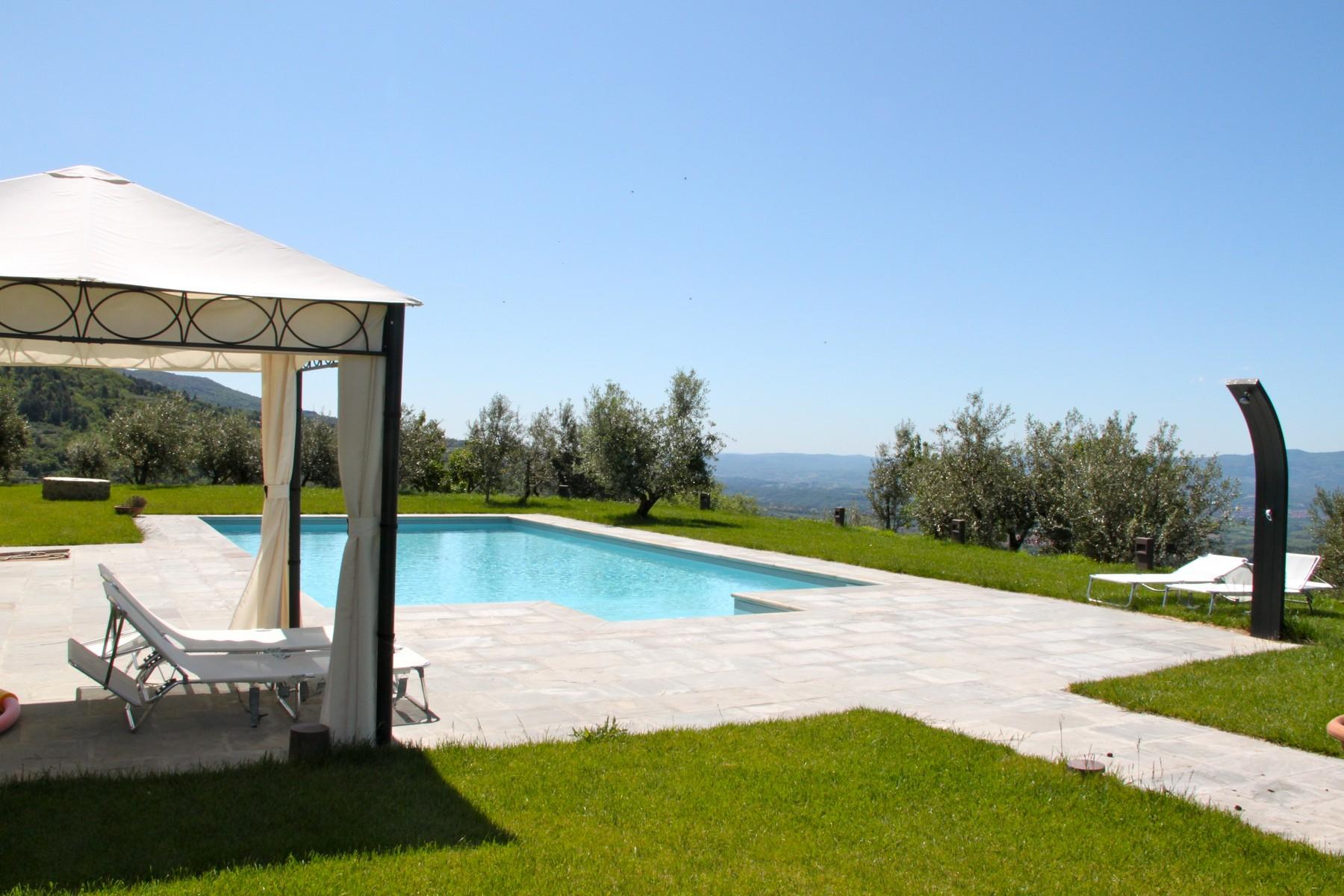 Villa in Vendita a Pian Di Sco': 5 locali, 380 mq - Foto 18