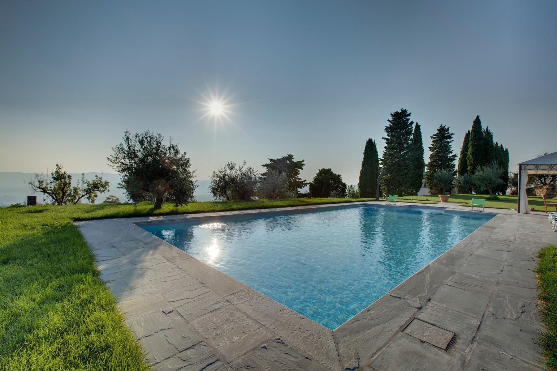 Villa in Vendita a Pian Di Sco': 5 locali, 380 mq - Foto 22